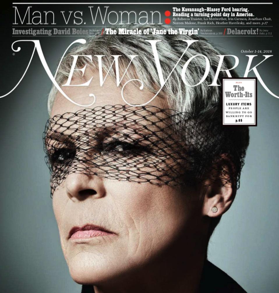 2018-2019全套纽约客外刊杂志