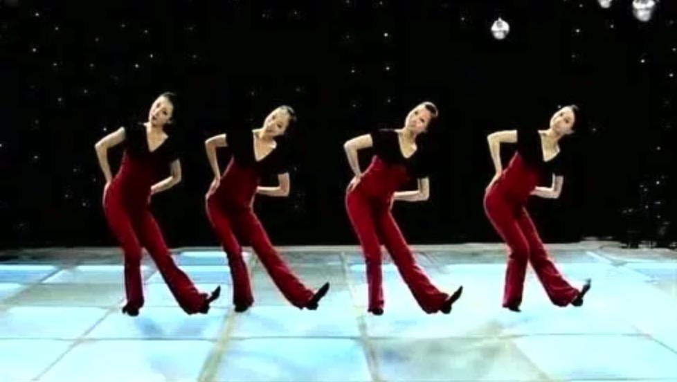 中国民族民间舞考级1-12级