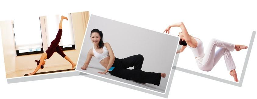 《中式普拉提瑜伽》视频课