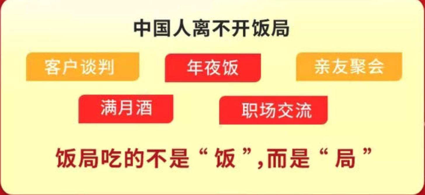 中国式饭局必备攻略:30个饭局小技巧