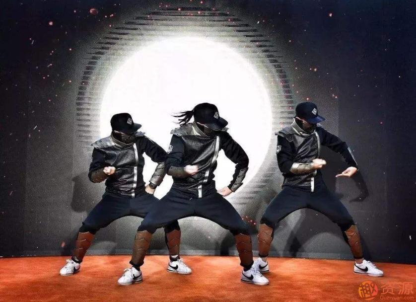 流行街舞教程_趣资料