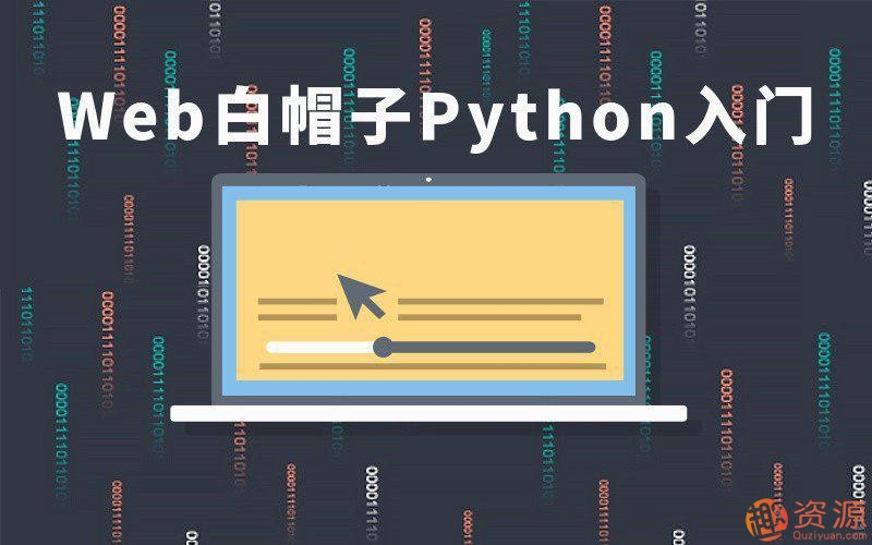 Web白帽子Python入门视频教程