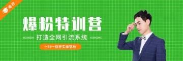 陆明明2019全网营销特训营虚拟项目特训