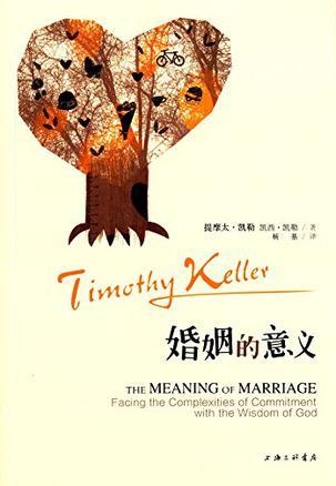 《婚姻的意义》PDF扫描版