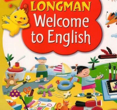 香港朗文1~6年级教材【练习册pdf+MP3+ebook】WTE(Longman Welcome to English)_趣资料资源课程