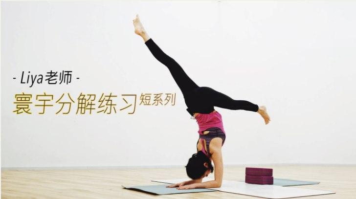 Liya Xiong-寰宇瑜伽分解练习短系列_百度云网盘教程视频